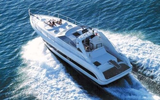 Gianetti 45 Sport in Cannes for hire