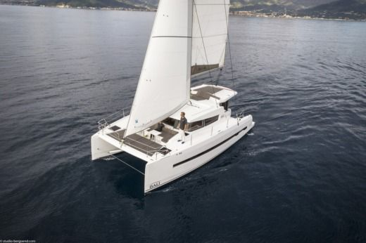 Catamaran Bali Catana Bali 4.0 for hire