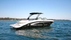 Searay 270 Sundeck in Cannes