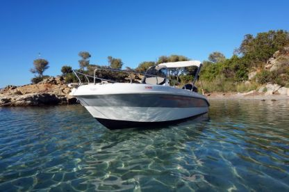 Rental Motorboat Syros Salmieri 190 Saint-Florent