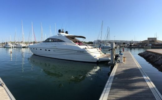 Princess V65 in Canet-en-Roussillon