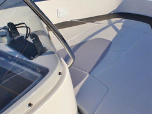 Motorboat Quicksilver 635 Commander