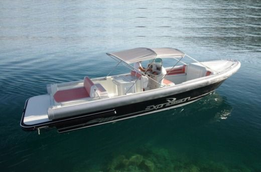 Expression Boats Expression 29 in Split for hire