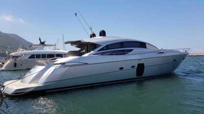 Rental Motorboat Pershing 72 Naples