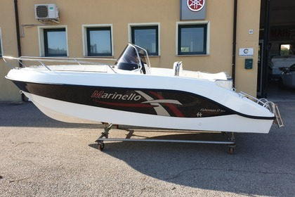 Rental Motorboat Marinello 530 Dervio
