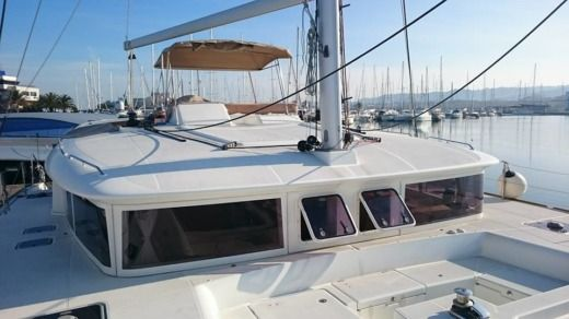 Lagoon 450 F in Pescara PE for hire