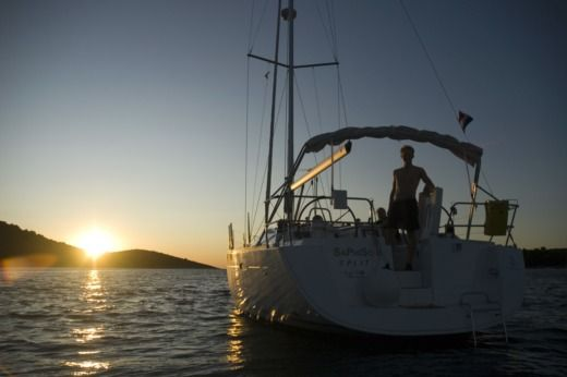 Sailboat Beneteau Oceanis 43 Family