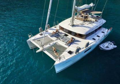 Location Catamaran Lagoon 560 S2 Ibiza