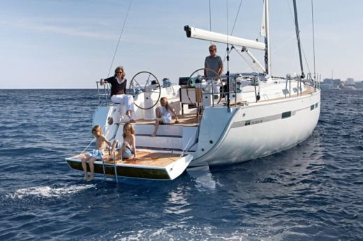 Bavaria Cruiser 45 in Seget Donji for hire