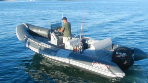 RIB Narwhal Narwhal Sp 700 for hire