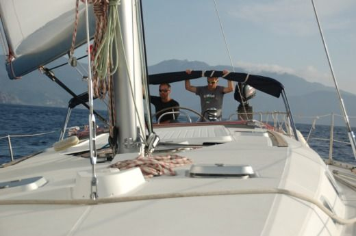 Sailboat Gib Sea 472 for hire
