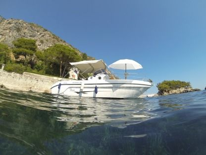 Miete Motorboot Ranieri Shadow Nizza