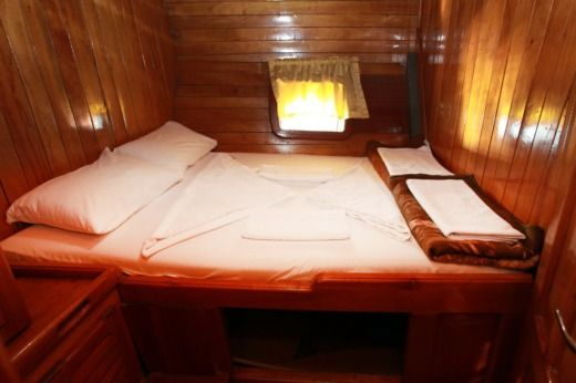 Rota Yachting Standart Gulet With 6 Cabins a Marmaris