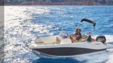 Quicksilver Activ 555 Open in Trogir for hire