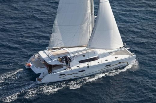 Catamarano Fountaine Pajot Galacea 65 Custom