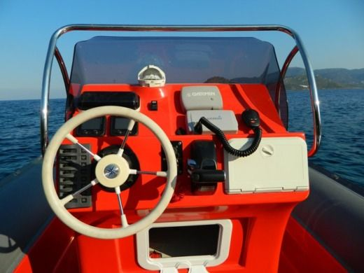 RIB BSK Skipper 85 U for hire
