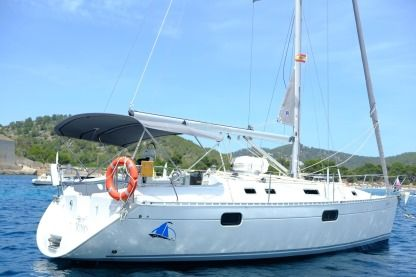Rental Sailboat Beneteau 351 Ibiza