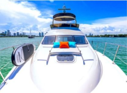 Charter Motorboat Sea Ray 44 Sedan Miami Beach