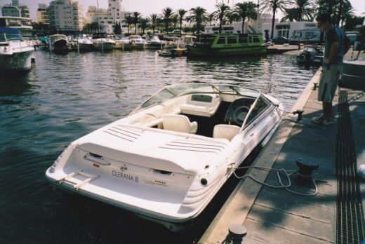 Charter Motorboat Sea Ray 190Cb Empuriabrava