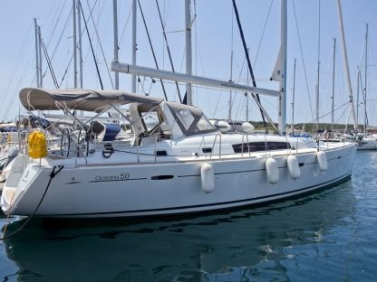 Rental Sailboat Oceanis 50 Family Šibenik