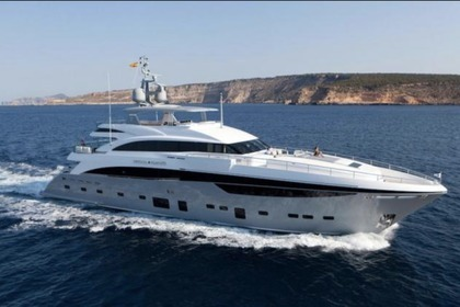 Location Yacht Princess 40m Cannes