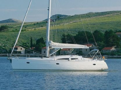 Charter Sailboat Elan 434 Impression Radazul