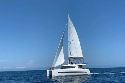 Location Catamaran BALI - CATANA Bali 4.0 Kavala