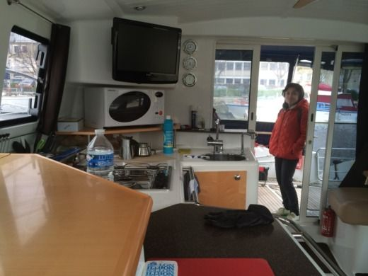 Fountaine Pajot Highland 35 in La Roche-Bernard
