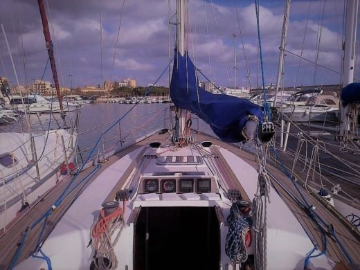 Sailboat Nordcantieri Panda 34 for rental