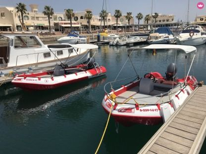 Rental Motorboat Whaly 435 Alicante