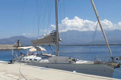 Location Voilier Beneteau Oceanis 523 Clipper Figari