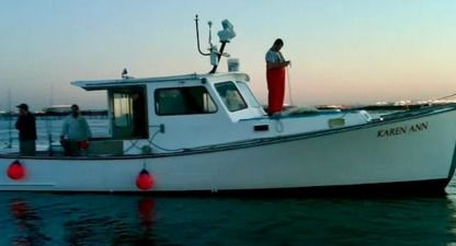 Charter Motorboat Downeaster Custom Built New York