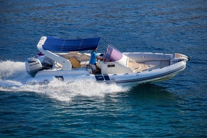 Hire RIB FLYER 828 Hvar