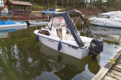 Charter Motorboat Weekend 480 Gizycko