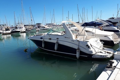 Verhuur Motorboot SEA RAY 315 Estepona