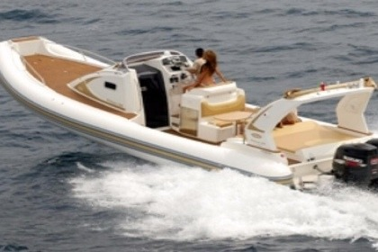 Hire RIB Nuova Jolly 34 cabin Cannes