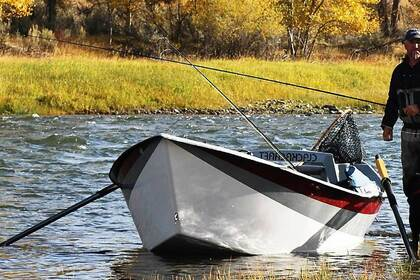 Rental Motorboat CLACKCRAFT 15LP Austin