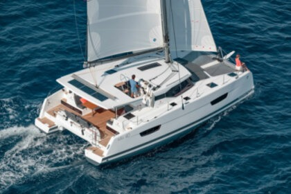 Location Catamaran Fountaine Pajot Isla 40 Tarente
