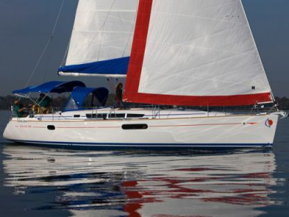 Charter Sailboat Sunsail 44I Pireas