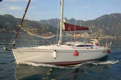 Rental Sailboat DELPHIA YACHTS Delphia 40 Salerno