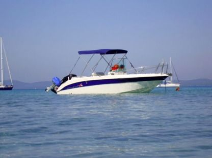 Charter Motorboat North Star 190 Cc Trogir