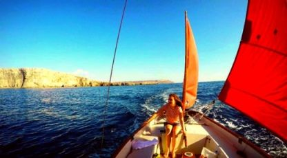 Rental Sailboat Drascombe Lugger Swieqi