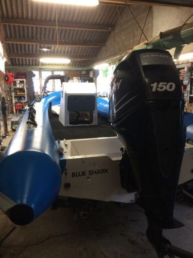 Location Semi-rigide Falcon Rib West Wave 650 Larmor-Baden