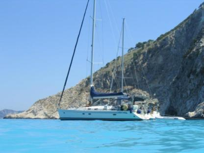 Rental Sailboat Bavaria 50 Cruiser Lefkada