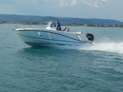 Rental Motorboat Quicksilver Activ Frontignan