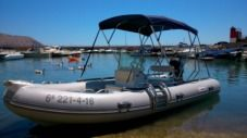 Miete motorboot in Altea