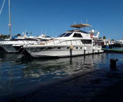 Charter Motorboat Italcraft Blue Marlin X50 Rome