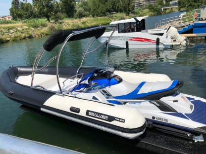 Location Jet-ski Yamaha Fx Cruiser® High Output Mandelieu-la-Napoule