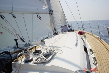 Rental Sailboat BAVARIA 44 Milazzo