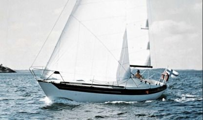 Charter Sailboat Fiskars King Cruiser 33 Bridgetown